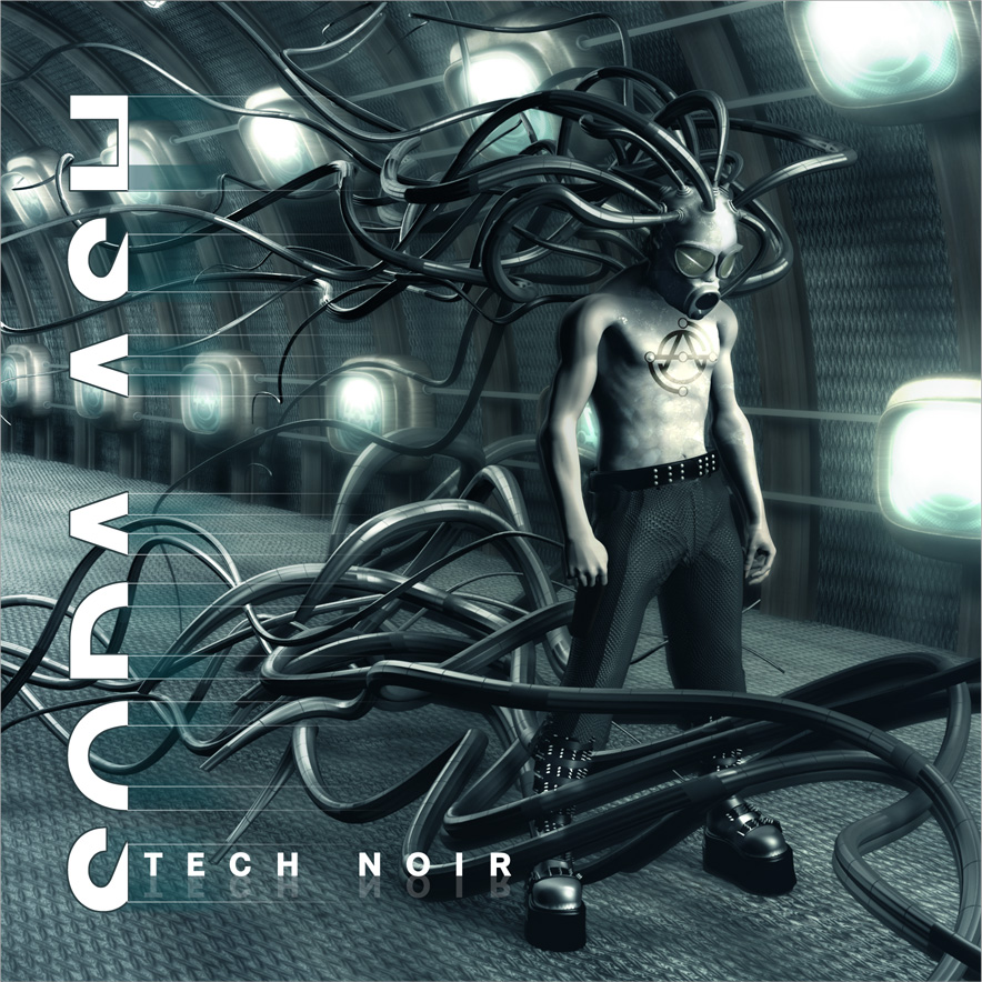 CD Cover: Tech Noir
